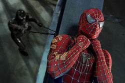 Tobey Maguire Hits Pay Day With Spider-man Series