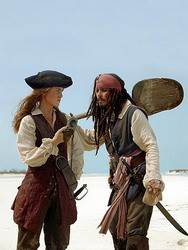 Pirates of The Caribbean 3 The End for Elizabeth Swan?