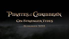 Pirates of The Caribbean: On Stranger Tides Gets Shooting Schedule