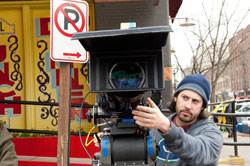 Jason Reitman Directs Up In The Air