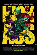 Kick-Ass Squeezes To Top of Box Office