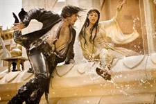 """Event Features the Hollywood Premiere of """"Prince of Persia: The Sands of Time"""" and Five of the Producer's Best Loved Films"""