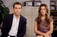 Sandra Bullock and Ryan Reynolds To Re-team for Most Wanted