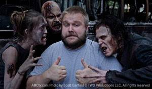 Comic Creator and Series Executive Producer Robert Kirkman Talks Walking Dead Series