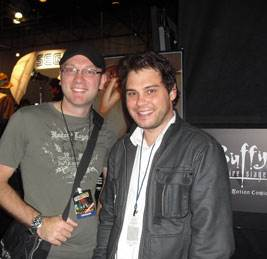 Interview With Buffy The Vampire Slayer Motion Comic Director,  Jeff Shuter