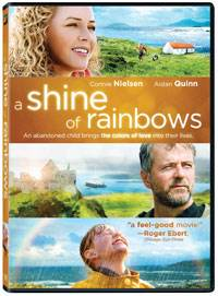 Enter For A Chance To Win A DVD Copy of A Shine of Rainbows Available March 15th, 2011
