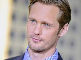 Alexander Skarsgård Filmimg in New York City