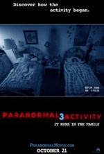 Paranormal Activity 3 Opens Big
