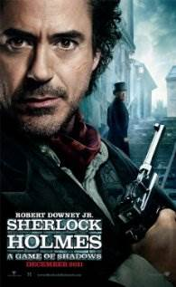 Drew Pearce Hired for Sherlock Holmes 3