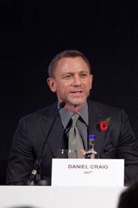 EON Productions, Metron-Goldwyn-Mayer Studios and Sony Pictures Entertainment Announce Nov 7th, Start of Production of James Bond, Skyfall