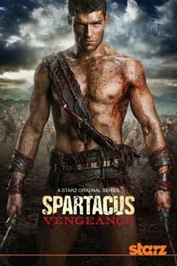 Spartacus Renewed For Season Three