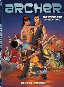 Win A Copy of Archer Season 2 DVD