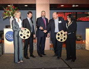 The Cobb Theatres Opens New Showplace in Tampa, Florida