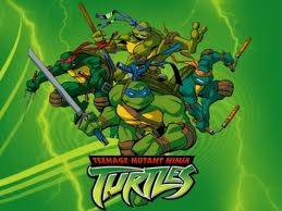 Teenage Mutant Ninja Turtles  - From Outer Space?