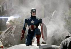 Captain America Sequel To Hit Theaters on April 4th, 2014