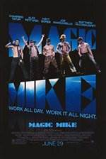 Magic Mike Performs Well at Midnight Showings