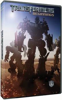 Wal-Mart Exclusive Tranformers DVD
