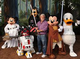 Star Wars Episode VII Coming To Theaters Via Disney In Blockbuster Annoucement