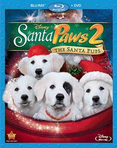 Celebrate This Holiday Season With Disney's Santa Paws 2: The Santa Pups