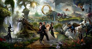 Journey to Oz Balloon Tour Takes to the Skies for Disney's Oz the Great and Powerful