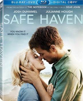 Enter To Win Safe Haven On Blu-ray form 20th Century Fox