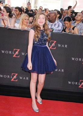 An Interview With World War Z's Abigail Hargrove