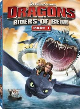 Win a Copy of Dragons: Riders of Berk Volumes 1 and 2