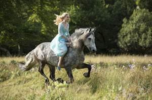 Disney's Live Action Cinderella Begins Principal Photography In London