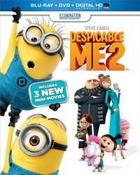 Despicable Me 2 Shatters Industry Records In Home Entertainment Debut