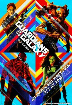 Marvel and IMAX Give Fans Worldwide An Amazing First Look at Marvel's Guardians of the Galaxy
