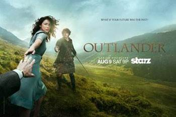 Get Ready For Starz New Original Series, Outlander, Premiering Saturday, August 9th, 2014