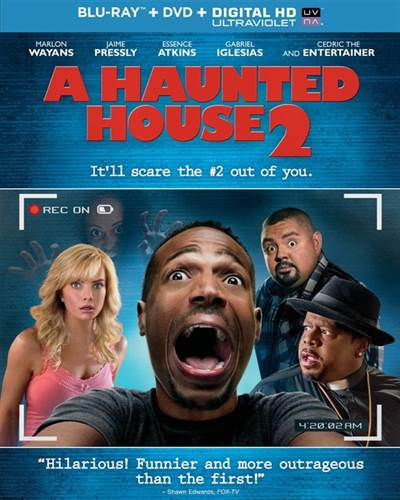 Win A Copy of A Haunted House 2