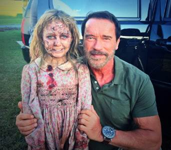 Zombie Film Maggie Picked Up by Lionsgate