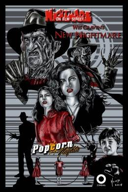 Popcorn Nights & O Cinema Are Proud To Present A Special Halloween Weekend Horror Film Event In Miami, Florida