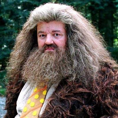 Harry Potter Star Robbie Coltrane Brought to Orlando Hospital