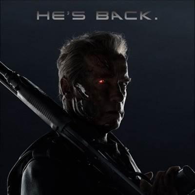 Schwarzenegger to Star in Terminator 6