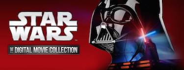 Star Wars Saga Available For The First Time on Digital HD April 10