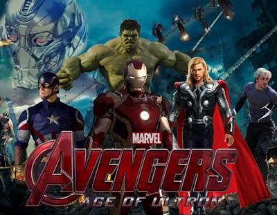 Avengers: Age of Ultron Set for Big U.S. Opening Weekend Earnings