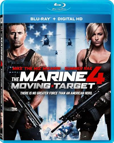 WWE's Marine 4: Moving Target Fails To Complete It's Mission