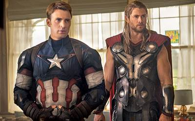 Marvel Studios Begins Production on Marvel's Captain America: Civil War