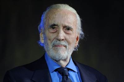 Christopher Lee Passes Away at 93