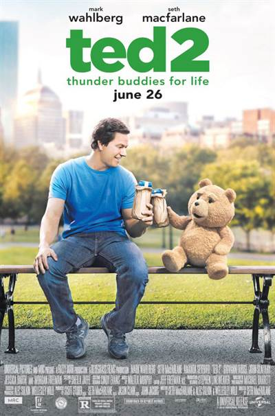 Win a Complimentary Pass to See an Advance Screening of Universal Pictures' Ted 2