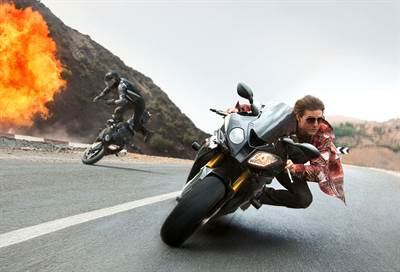 Tom Cruise Confirms Mission: Impossible 6