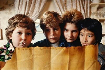 Goonies to Get Immersive Theater Experience Treatment