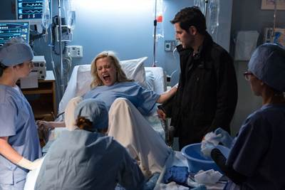 Claire Coffee Discusses Grimm's Fifth Season