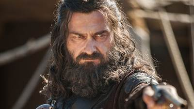 Ray Stevenson Sails on to STARZ Black Sails