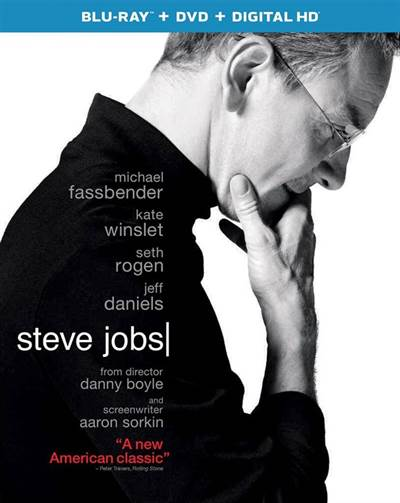 Win a copy of Steve Jobs on Blu-ray From FlickDirect and Universal Home Entertainment