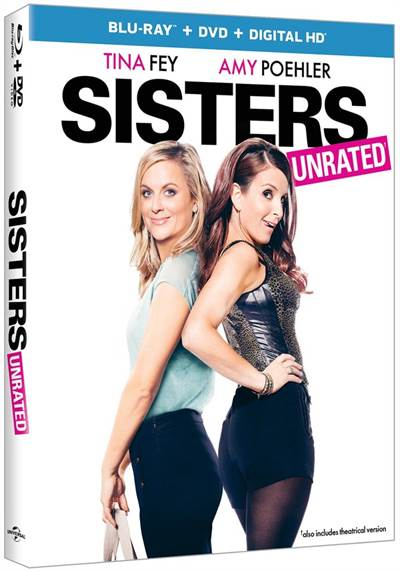 Win a copy of Sisters on Blu-ray From FlickDirect and Universal Home Entertainment