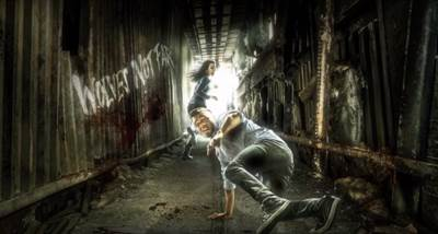 Walking Dead Attraction Coming to Universal Studios Hollywood