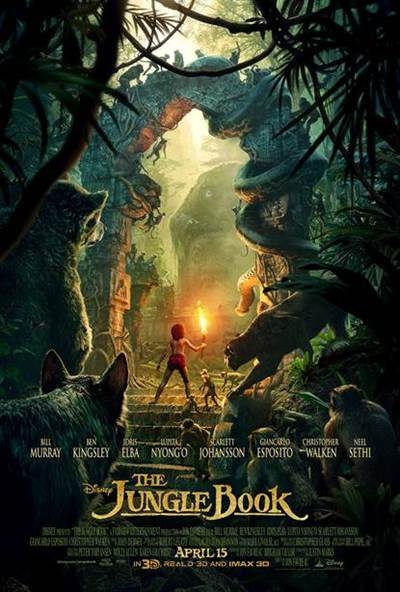 Win Complimentary Passes for two to a 3D Advance Screening of Disney's THE JUNGLE BOOK